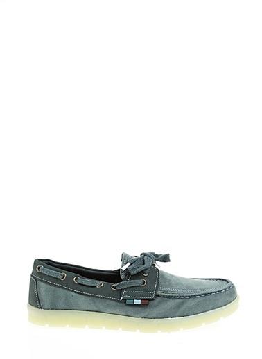 Hammer Jack Loafer Ayakkabı Yeşil